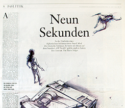 Zeitung & Editorial Illustration