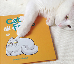 Cat Facts Buch
