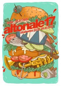 Altonale 17 Plakat