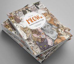 MEOW: Sachbuch über die Katze
