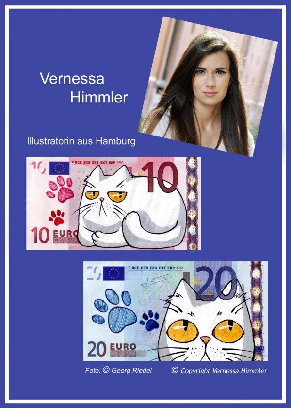 Gib dem Euro ein Gesicht Beitrag