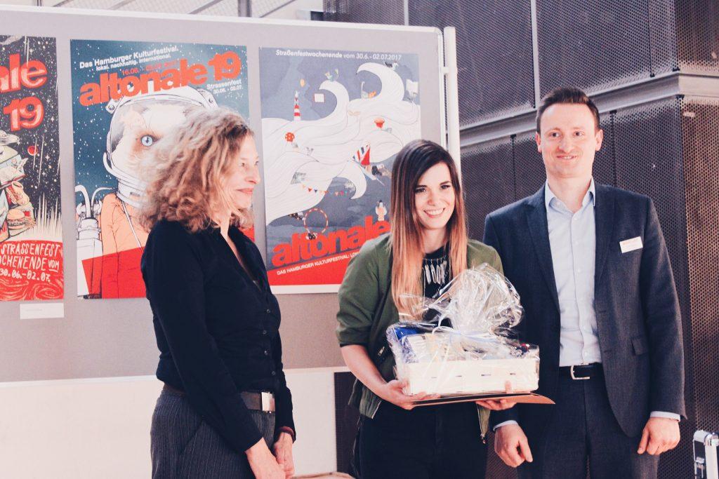 altonale Preisverleihung Plakatwettbewerb Illustrator Hamburg