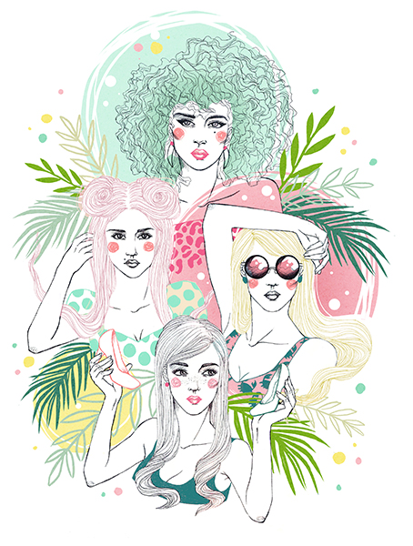 Weiberkram Fashion Summer