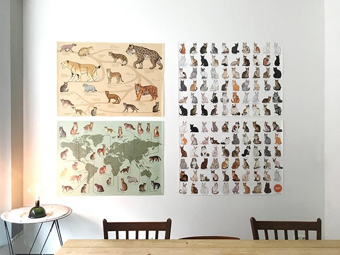 Ausstellung Projekttraum Illustration Hamburg