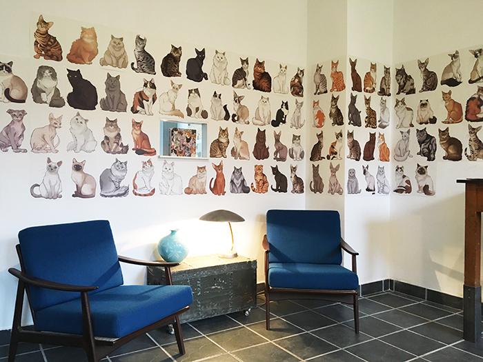 Projekttraum Ausstellung Hamburg Illustration