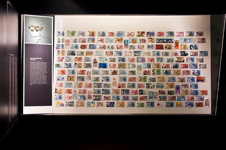 Ausstellung Leipzig Geldkulturerbe Illustratoren Kunst Vernessa Himmler