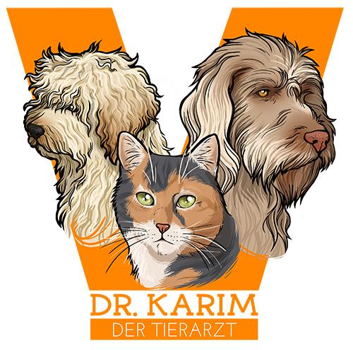 Tierarzt Logo Illustration