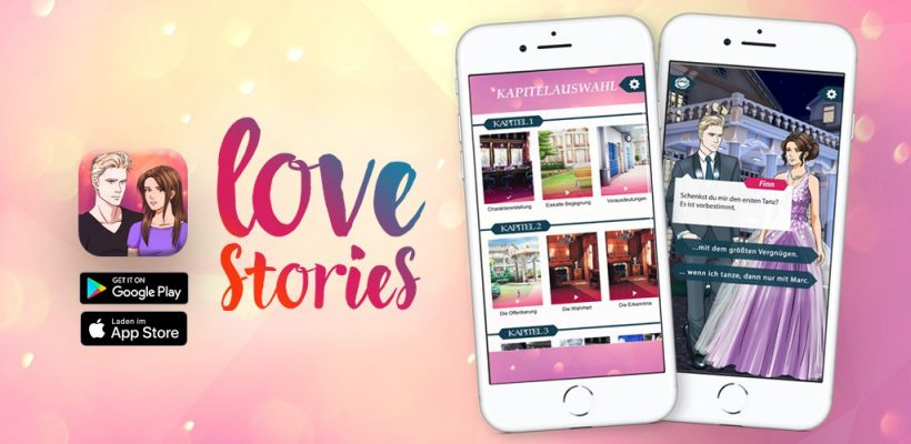 Carlsen Love Stories App